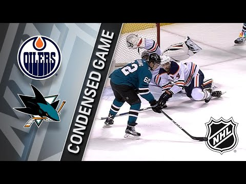 02/10/18 Condensed Game: Oilers @ Sharks