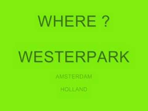Fedde Le Grand & Ida Corr at Live-Earth Amsterdam