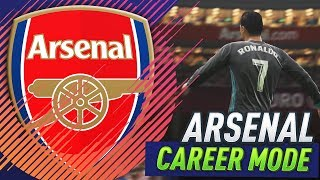 REAL MADRID IN THE EUROPA LEAGUE!!! FIFA 18 ARSENAL CAREER MODE #15 thumbnail