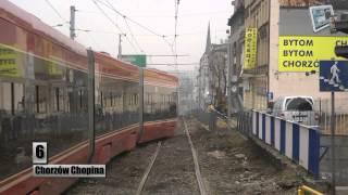 Tramwaje Śląskie linia 6