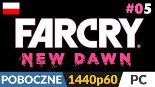 Far Cry: New Dawn PL  #5 Tylko poboczne - LIVE  Wyprawa i zagadki (dziś też odcinki z głównych)