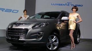 Luxgen U7 Turbo 改款發表會