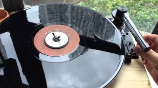DIY LP record cleaning machine 自製黑膠唱片洗碟機