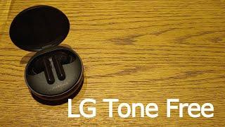 LG Tone Free…