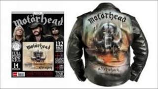 Motörhead-Dust and glass-2013