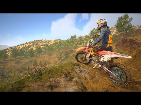 Supercross The Game 2 | Enduro Gameplay 2019 | PS4 / XBOX ONE / PC / SWITCH