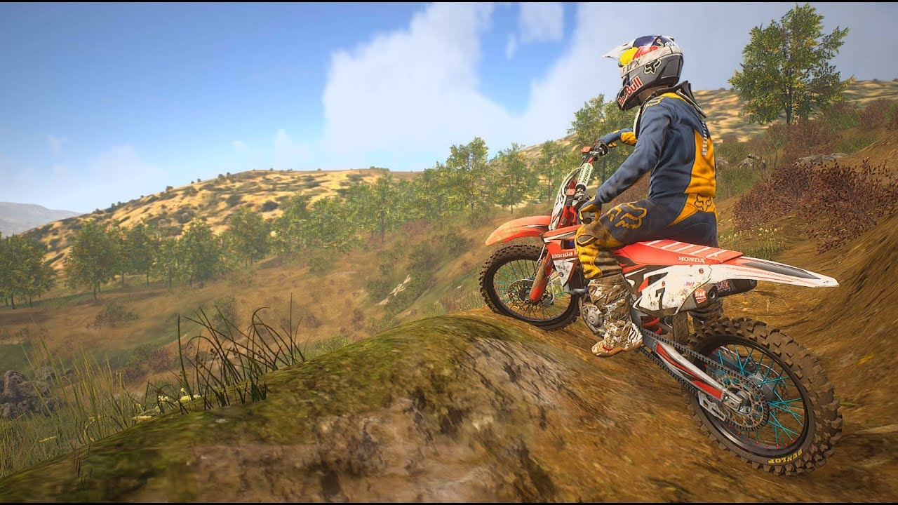 Supercross The Game 2 Enduro Gameplay 2019 Ps4 Xbox One Pc Switch Youtube