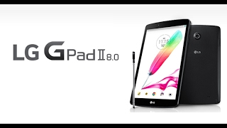 LG G Pad III Review & Specs