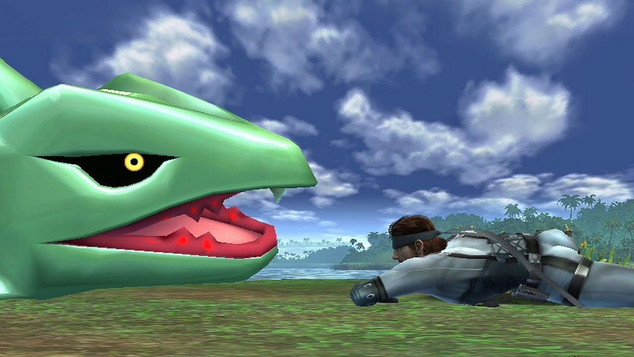 Snake - Boss Battles Intense (No damage)