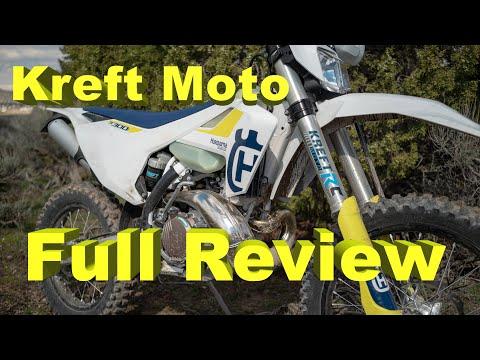 Kreft Moto Revalve Control Full Review