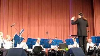 Оркестр духовых инструментов «Волга-бэнд» (Саратов)(Программа