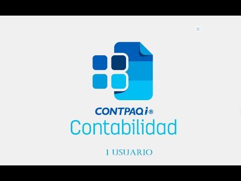 Contpaq I Contabilidad 2020 V12.1.3