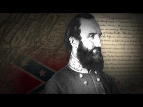 History in Five: Stonewall Jackson