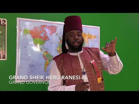 #AskHeru Moorish Latin or Spanish? - Grand Sheik Heru Ranesi-El