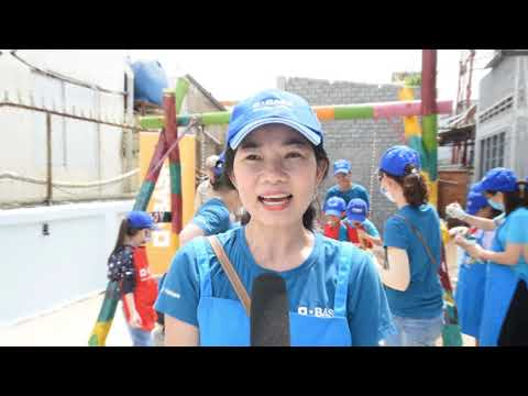 BASF's Playground Project - Helping Children Learn Through Play