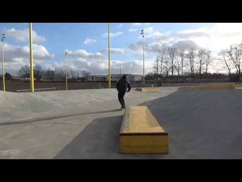 Blitz Beast freestyle scooter