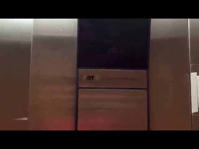 Older Otis Series 1 Hydraulic Elevator @ 41715 Winchester Road, Temecula, CA