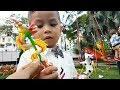 Trò Chơi Bạn ken Đi Chơi Tết ❤ ChiChi ToysReview TV ❤ Đồ Chơi Video Mùa Xuân