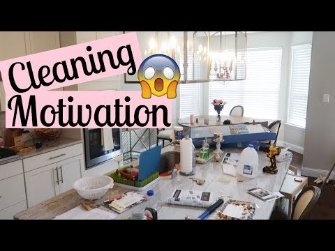 CLEAN MY NEW HOUSE WITH ME 2019! | EXTREME CLEANING MOTIVATION | Tara Henderson