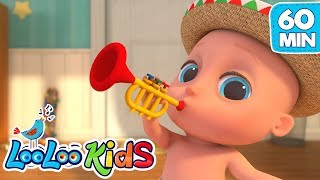 Pin Pon - LooLoo Kids Nursery Rhymes