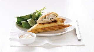 How to Make the Best Chicken Basil and Almond Jaffle - By Everyday Gourmet and Breville Australia