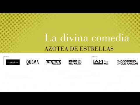 'La Divina Comedia. Azotea de Estrellas'. El bar efímero de la terraza del IAACC Pablo Serrano
