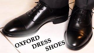4 Ways To Wear The OXFORD DRESS SHOE | Featuring Beckett Simonon