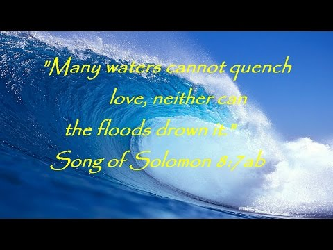 Daily Bread! 4/3/17 Song of Solomon 8:7ab