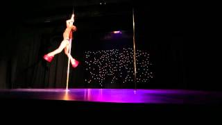 Felix Cane - Guest Performance Miss Pole Dance South Australia 2015