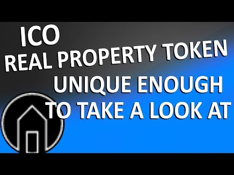 Real Property Token (RPT), Community Driven, Roadshows, Profitable