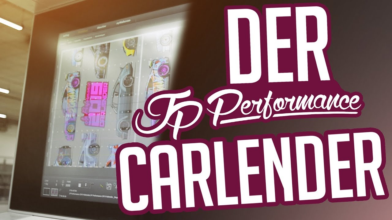 jp performance der carlender 2019 youtube