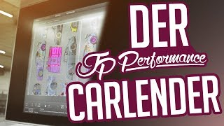 JP Performance - Der Carlender 2019!