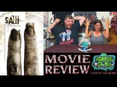 """Saw 2"" 2005 Horror Movie Review – 8 Days of SAWlloween – The Horror Show"