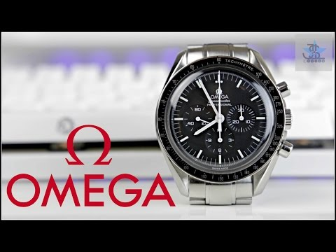Timeless Tech - FIRST WATCH WORN ON THE MOON - Omega Speedmaster Review