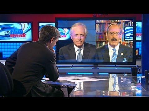 Sen. Corker and Rep. Engel 'This Week' Interview