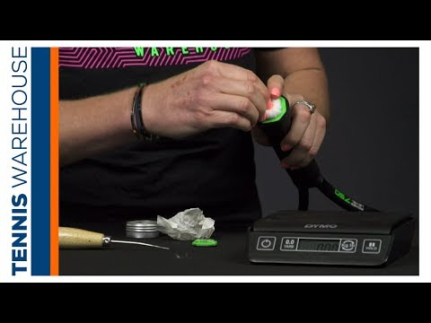 TW Improve: How to Customize Your Tennis Racquet (tailweight)