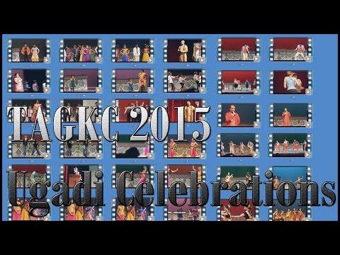 2015 TAGKC Ugadi Celebrations