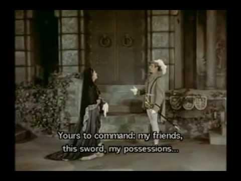 Don Giovanni,  Furtwängler, Salzburg 1954 (English subtitles)