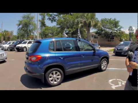 Autoline's 2010 Volkswagen Tiguan S Walk Around Review Test Drive