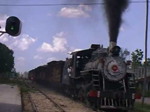 Steam in Paradise, Cuba 2002 Part 3 of 6