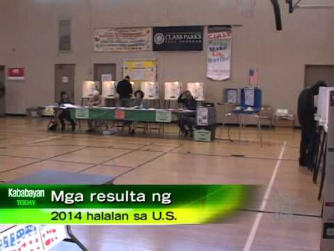 2014 U.S. Election Results | Aquino