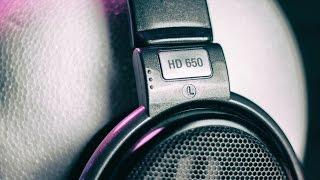 GOD TIER HEADPHONES? Worth It? – Sennheiser HD 650 Review