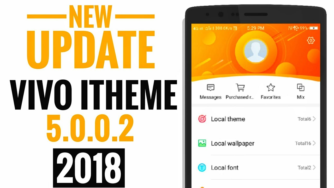 HOW TO UPDATE VIVO ITHEME 5 0 0 2 AND GET UNBELIVABLE MORE THEMES NEW  VERSION!