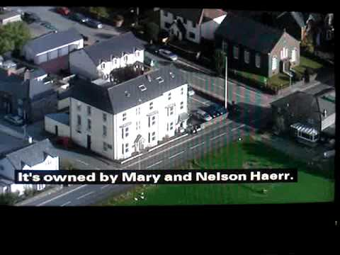 Welsh TV program BRO featuring the town of Llanrwst