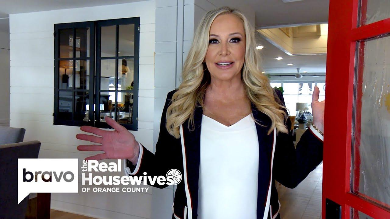 Shannon Beador's New Orange County House Has Its Own Spa Room | RHOC