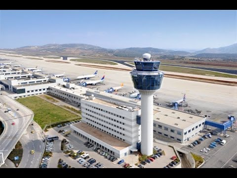 Athens International Airport 2013 - LGAV - behind the scenes at Greece's largest airport!