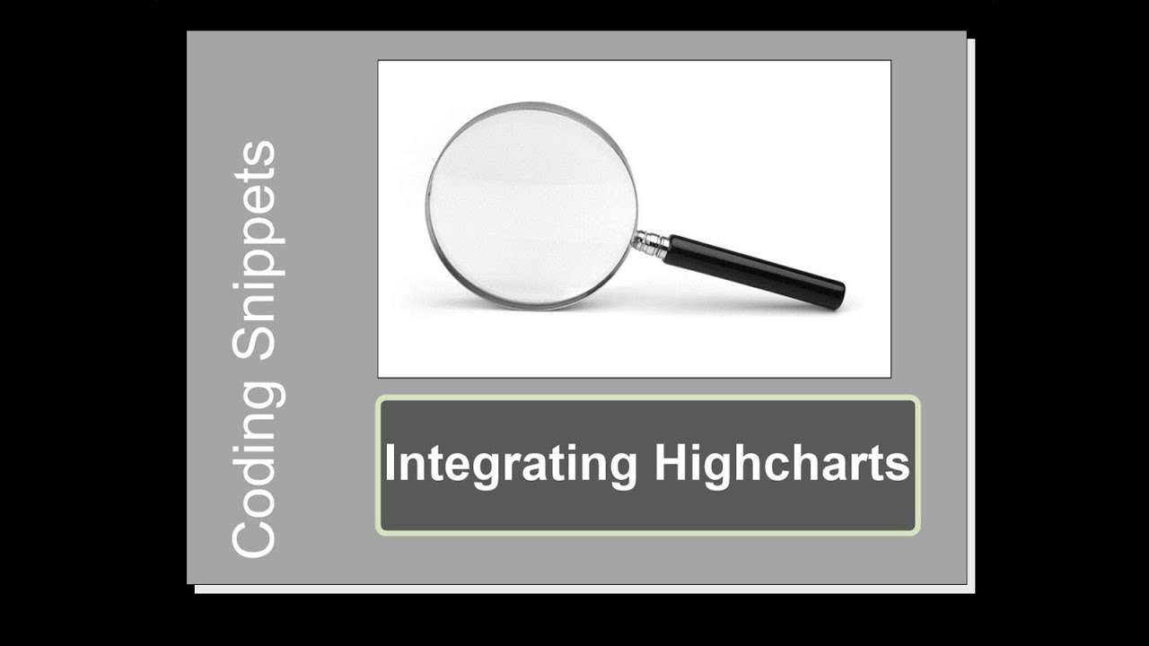 Intregrating Dynamic Charts into Web Pages – billatnapier