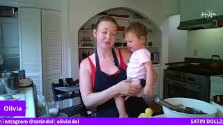 Baking With Olivia - October 22, 2020