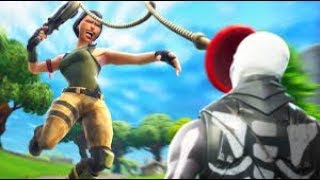 Nutty Snipes and Clip's Battle Royale!