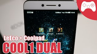 leEco Coolpad Cool1 Dual GAMING REVIEW